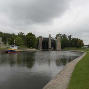 Peterborough Lift Lock National Historic Site
