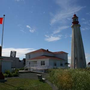 Pointe-au-Père Lighthouse National Historic Site