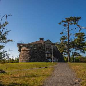 Prince of Wales Tower National Historic Site