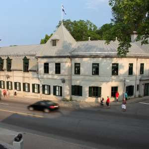 Québec Garrison Club National Historic Site