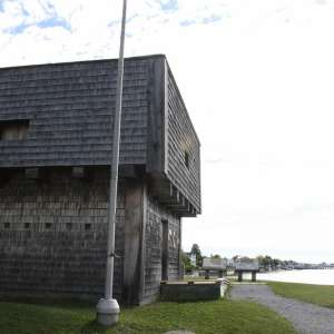 St. Andrew's Blockhouse National Historic Site