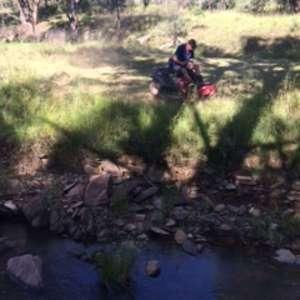 Goodiman Creek Camping