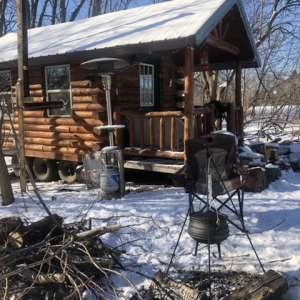 "My NEAMU Cabin ""The Tribe"""