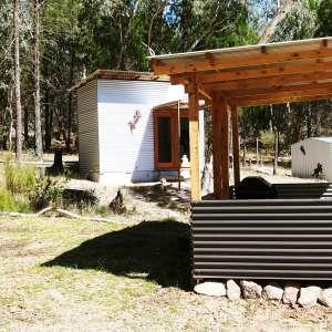 LaSerena Eco Cabins Beechworth