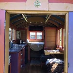 Caravan Camp at the Apple Farm