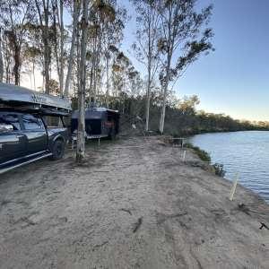 Peaceful Riverside Camping