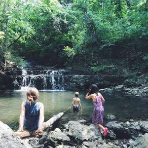 Creekside Camp Hike and Swim