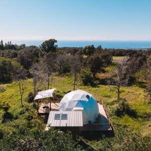 Keola Retreat Glamping Dome