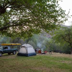 Sequoia Campground & Lodge