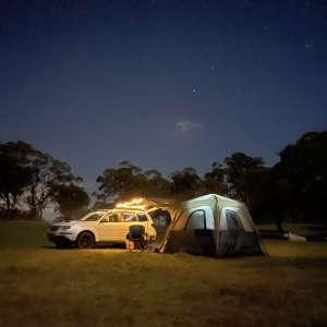 Mangrove Mountain Camp