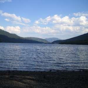 Adams Lake Provincial Park