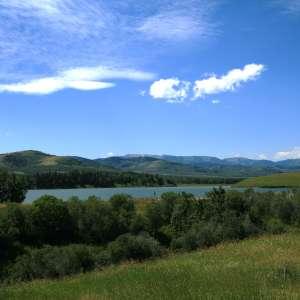 Chain Lakes Provincial Park
