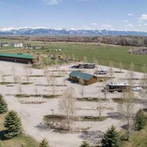 Teton  P.'s Land