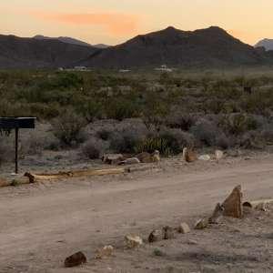 Desert Oasis Getaway