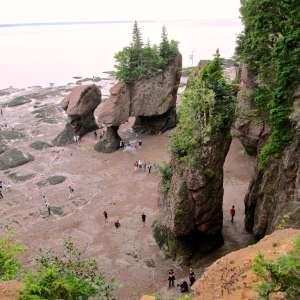 Hopewell Rocks Provincial Park