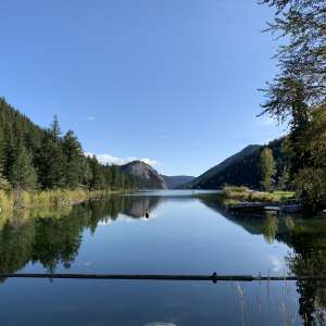 Paul Lake Provincial Park