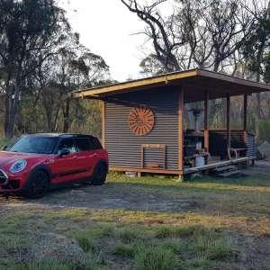 Granite & Eucalyptus Bush Camping