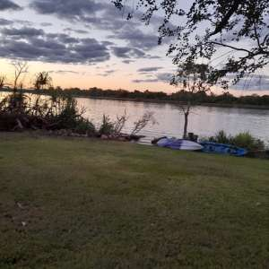 Upper Ord River Camp