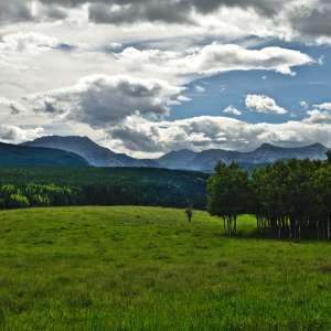 Bluerock Wildland Provincial Park
