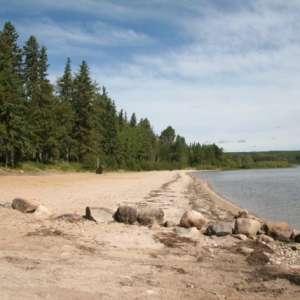 Hilliard's Bay Provincial Park