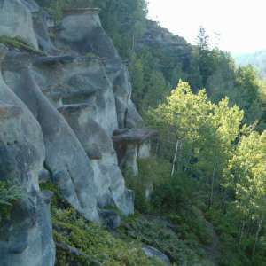 Sundance Provincial Park