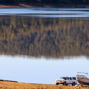 Burrinjuck Waters State Park