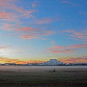 Mount Prairie - Nisqually Land