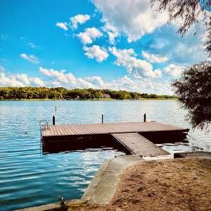 Lake Camping + Amenities