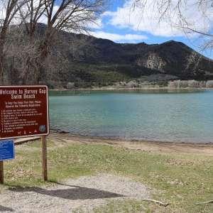 Harvey Gap State Park