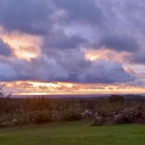 Beckon Hill Farm with Lake Michigan views