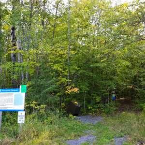 Alexander Stewart Provincial Park