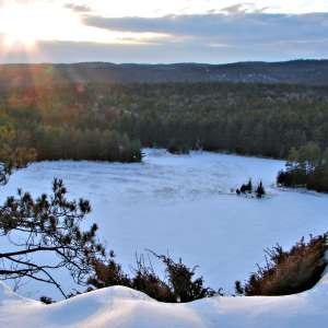Centennial Lake Provincial Park