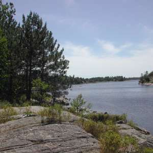 Sturgeon Bay Provincial Park