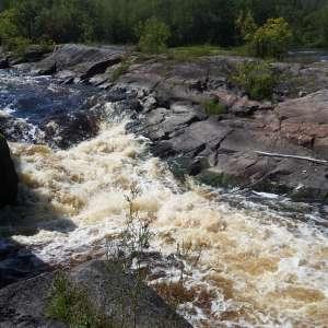 Whitemouth Falls Provincial Park