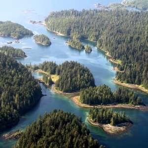 Big Bunsby Marine Provincial Park