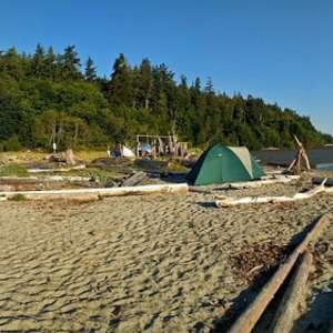 Buccaneer Bay Provincial Park