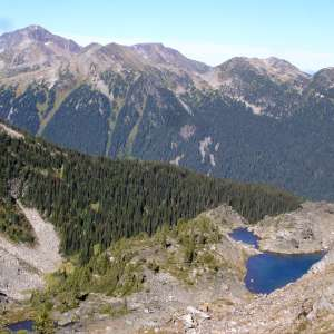 Caligata Lake Provincial Park
