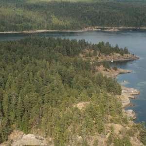 Copeland Islands Marine Provincial Park