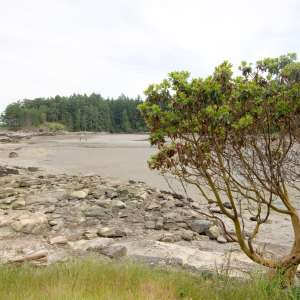 Dionisio Point Provincial Park