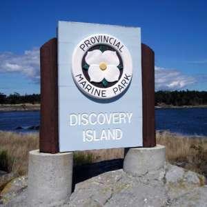 Discovery Island Marine Provincial Park