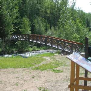 Driftwood Canyon Provincial Park