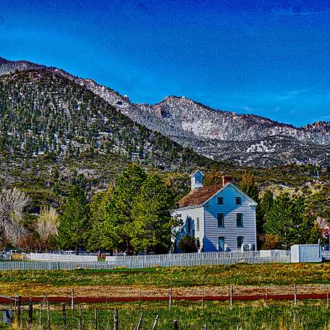 Equestrian Campground, Pine Valley, UT: