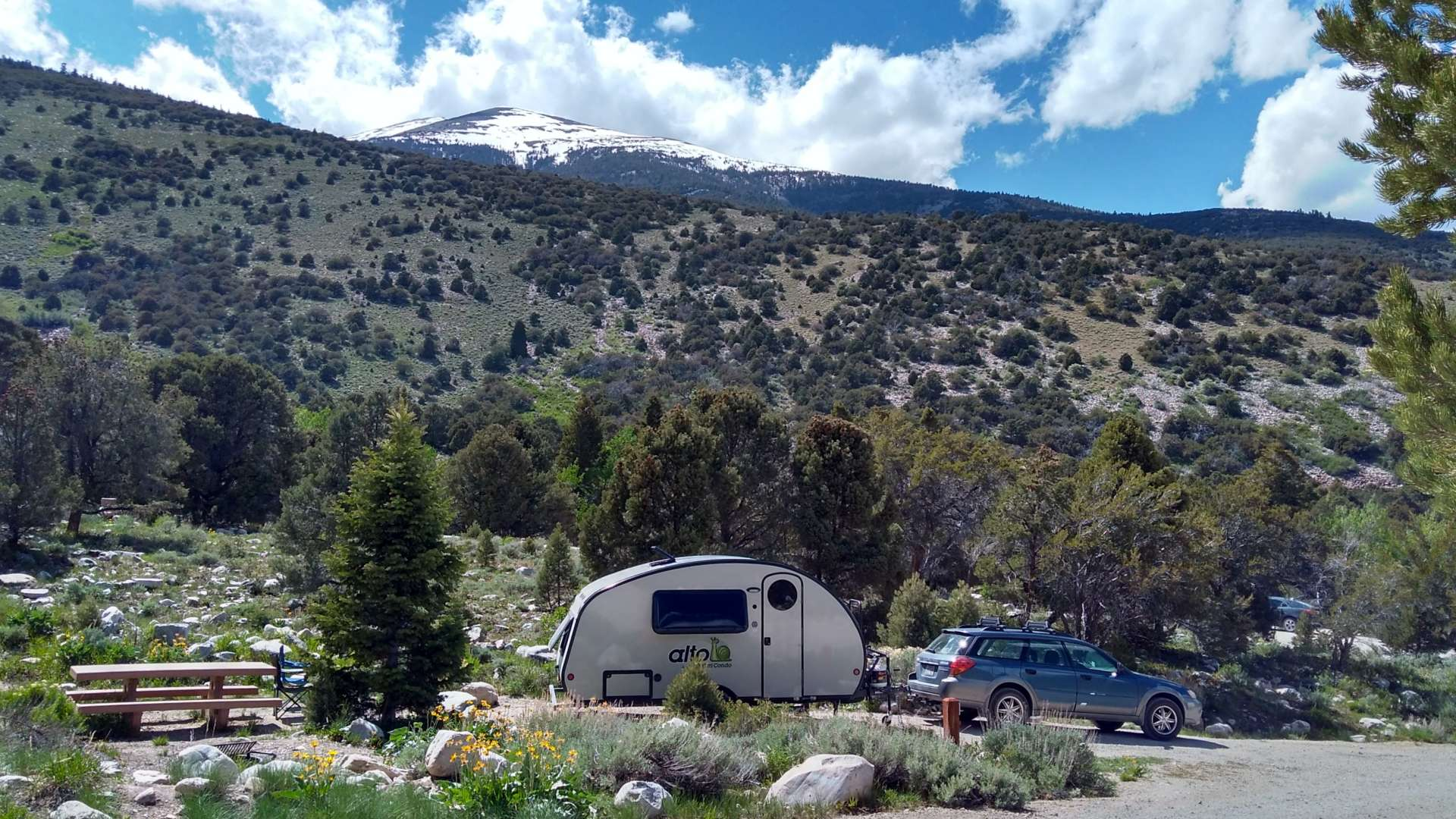 Baker Creek Campground Great Basin National Park Nv 2 Hipcamper Reviews And 8 Photos