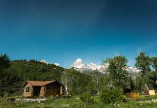 Grand Teton Climber's Ranch: The Spot