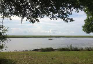 Intracoastal Waterway at Buck Hall Recreation Area