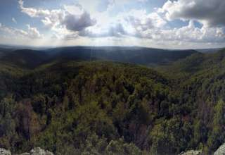 White Rock Mountain Recreation Area and Campground