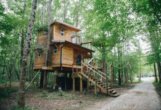 Kerry's treehouse