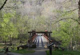 Old Sublimity Bridge