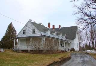 Sir John Johnson House National Historic Site