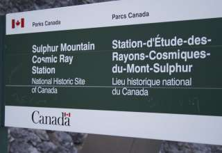 Sulphur Mountain Cosmic Ray Station National Historic Site